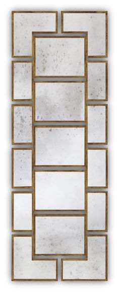 "One day this Christopher Guy ""Tretris"" mirror will be mine."