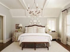 i love a neutral bedroom