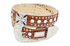 Sassy and coolthese hip belts for women willhug your hipsandshow off your body.  I love theboldandflashy Egyptian beltsas theymake dresses really stand out.  BELTSWEB 5901 Women's Curve Cross Concho Classic Western