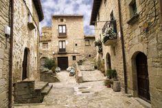 Sos del rey católico, uno de los pueblos más monumentales de España.
