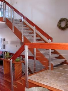 Staircase before and after - Houzz