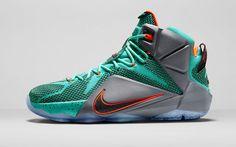 Nike, LeBron James unveil new LeBron 12s line - CBSSports.com