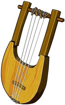 PHORMINX The phorminx (in Ancient Greek φόρμιγξ) was one of the oldest of the Ancient Greek stringed musical instruments, intermediate between the lyre and the kithara. It consisted of two to seven strings, richly decorated arms and a crescent-shaped sound box. It mostly probably originated from Mesopotamia. While it seems to have been common in Homer's day, accompanying the rhapsodes, it was supplanted in historical times by the seven-stringed kithara. Nevertheless, the term phorminx…