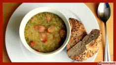 Hrachová polévka s párkem Guacamole, Mexican, Cooking Recipes, Ethnic Recipes, Youtube, Anna, Food, Chef Recipes, Essen