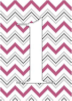 Cross Stitch Pattern for Wedding or Party by oneofakindbabydesign