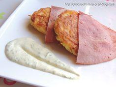 galette de pommes de terre au jambon (3)