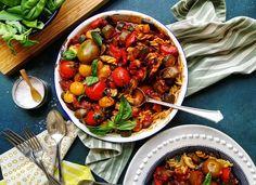 Ratatouille - With Love From Frances Ratatouille, Chana Masala, Ethnic Recipes, Food, Hands, Essen, Yemek, Meals