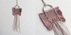 woven necklace | kari breitigam | Flickr
