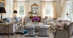 10 Beautiful Boston-Area Living Rooms