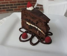 Death by Chocolate / cake / desserts