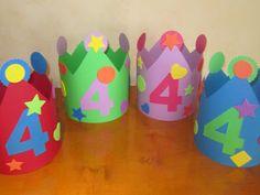 Diy Birthday Crown, Birthday Crafts, Princess Party Favors, Disney Princess Party, Cinderella Party, Preschool Crafts, Crafts For Kids, Cumpleaños Diy, Classroom Birthday