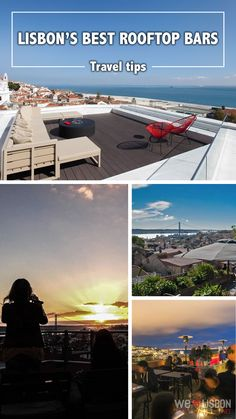 Lisbon's best rooftop bars