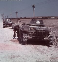 Panzerkampfwagen II in Color Poland 1939, pin by Paolo Marzioli