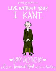 Kant Valentine lollll
