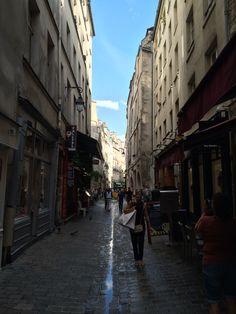 Le Marais/Jewish Quarter #france #paris #travel #lemarais #jewishquarter