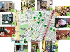 Berlin for Beginners Guide - Part 3 (Small shops in a Fabulous Neighbourhood) by Cut and Tear