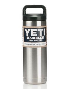 Yeti 18 Oz. Rambler Bottle   Cavender's