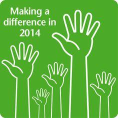 Spreading the spirit of volunteerism in 2014