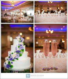 Kristen Doug S Wedding At The Venetian Yacht Club Janelle Brooke Photography