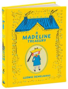 A Madeline Treasury (Barnes & Noble Collectible Editions): The Original Stories by Ludwig Bemelmans by Ludwig Bemelmans, Hardcover Books To Buy, New Books, Books To Read, Library Books, Madeline Book, The Last Wish, Ludwig Bemelmans, Noble Books, Book Clutch