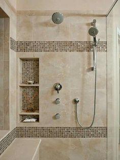 Resultado de imagen para baños con duchas modernas