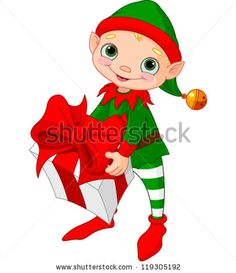 christmas elves images cliparts co christmas pinterest elf rh pinterest com christmas dancing elves clipart animated christmas elves clipart