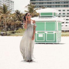 Effortless Beachwear For A Stylish Day At The Beach new post! [Link in bio] #newblogpost #beachdayeveryday #beachdress