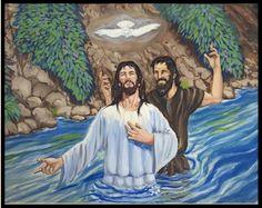 John The Baptist, Bible Crafts, Mona Lisa, Images, Artwork, Blog, Painting, Net, Work Of Art