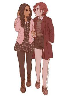 sara and mila