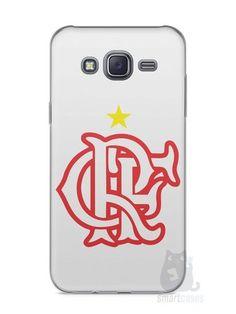 Capa Capinha Samsung J5 Time Flamengo #9