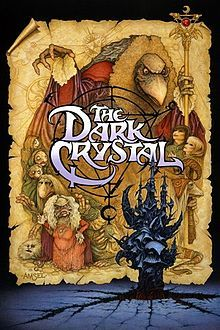 The Dark Crystal is a 1982 American–British fantasy film directed by Jim Henson and Frank Oz. The plot revolves around Jen, an elflike 'Gelf...