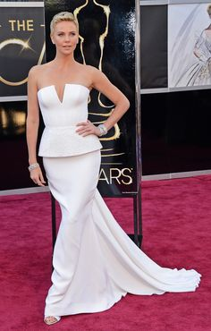 The Only 16 Oscars Dresses Worth Discussing - To me the best part about the Oscars, the dresses of course!
