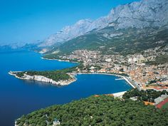 Read about cities along Croatia's delightful Dalmatian Coast, and see why it is such a popular European vacation destination. Oh The Places You'll Go, Places To Travel, Places To Visit, Vacation Destinations, Vacation Spots, Vacations, Visit Croatia, Sailing Trips, European Vacation