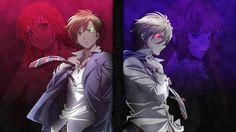 Zetsuen no Tempest // Aika, Hakaze, Yoshino y Mahiro