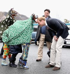Prince William Photos: The Duke Of Cambridge Visits Japan - Day 4