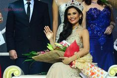 Hillarie Danielle Parungao crowned Miss World Philippines 2015