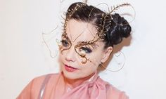 Bjork will premiere her video work Notget at Vivid Sydney 2016.