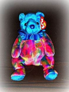 """This auction is for an ABSOLUTELY PRECIOUS AND MINT & BRAND NEW CONDITION TY BEANIE BABIES """"SEPTEMBER"""" THE BIRTHDAY BEAR!  This is the pot belly style bear!  He has been VERY WELL taken care of!  He comes from a smoke free home, but I do have a dog & a bird! He'd be a great addition to ANYBODY'S TY Collection! ANY LITTLE GIRL OR BOY WOULD LOVE THIS BEANIE BABY! He really needs a good home! As you can see (again), everything is in MINT condition (can't stress that enough)!"""