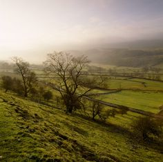 Buckden, Upper Wharfdale, North Yorkshire. ©NTPL/Michael Caldwell