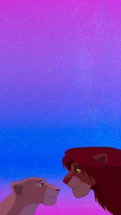 Disney Phone Wallpaper, Cartoon Wallpaper Iphone, Cute Wallpaper Backgrounds, Cute Cartoon Wallpapers, Phone Backgrounds, Iphone Cartoon, Trendy Wallpaper, Simba Disney, Disney Lion King