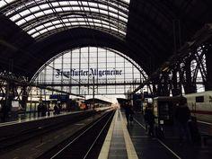 Frankfurt am Main. Hessen. Deutschland. Germany.