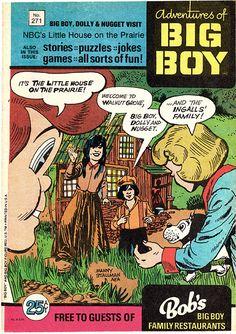 Big Boy Comics Laura