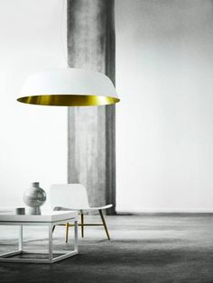 Oversized Pendant Lamp | lighting . Beleuchtung . luminaires | Inspiration @ the-parisienne |