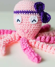 Why Preemies Are Snuggling Up With These Crocheted Creatures