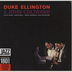 Duke Ellington & John Coltrane - Ellington & Coltrane