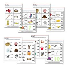 word families learning at home pinterest family units vowel