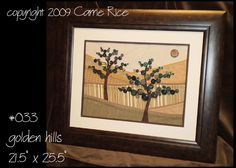 Button Tree: Landscapes Button Tree Art, Button Art, Button Crafts, Button Maker, Golden Hill, Image 3d, Button Picture, Pictures Images, Tree Of Life