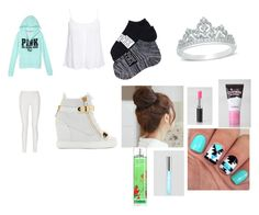 """""""going out"""" by aminahbinah on Polyvore"""