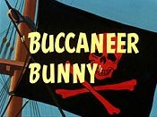 Buccaneer Bunny @ BCDB: Yosemite Sam as a pirate makes the mistake of trying to bury his treasure chest in Bugs' hole, and pays with the loss of his ship... , Watch Cartoon Video @ http://www.bcdb.com/cartoon_characters/3795-Buccaneer_Bunny.html