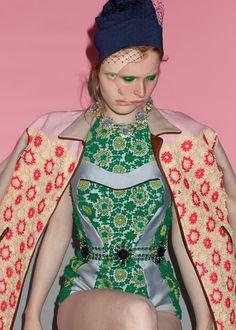 Prada Bodysuit - Paper Doll| Ilva Hetmann by Charlie Engman for The Room Spring/Summer 2012!